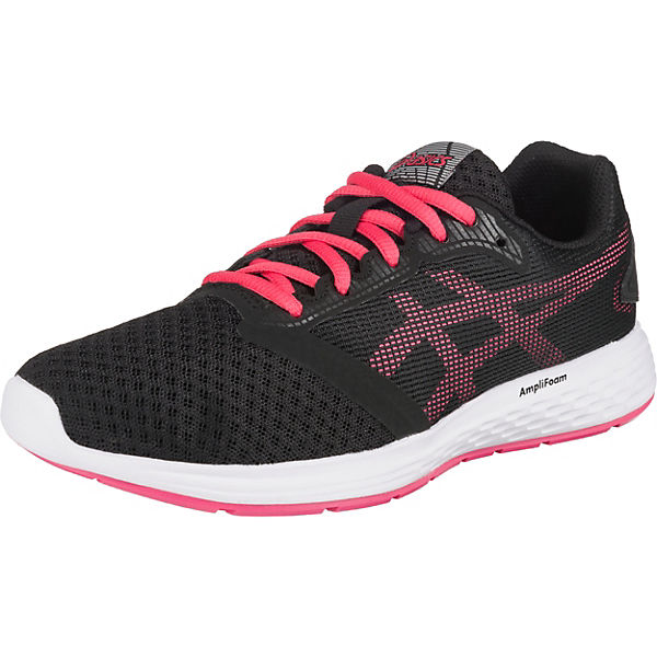 dbb485f9ae ASICS, Sportschuhe PATRIOT 10 GS für Mädchen, schwarz/pink | mirapodo