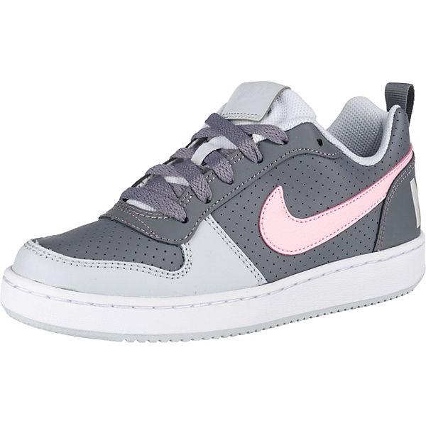 big sale 00592 83433 Sneakers Low COURT BOROUGH (GS) für Jungen. Nike Sportswear