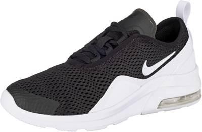 Details zu Nike Kinder Sport Freizeit Trend Schuhe Sneaker AIR MAX MOTION 2 (GS) schwarz