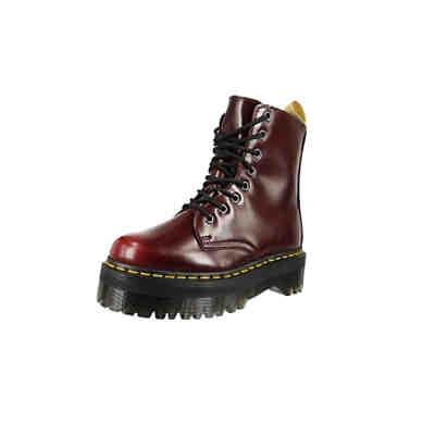 c23f571dacd0de V Jadon II 22563600 Vegan Boot Cherry Red Cambridge Brush Rot Weinrot  Schnürstiefeletten ...