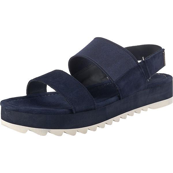 separation shoes 1605f 66c6d Marc O'Polo, Komfort-Sandalen, dunkelblau