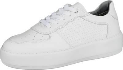 Marc O'Polo Sneaker in grau schwarz Sneaker Herren Schuhe