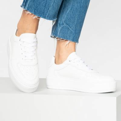 Marc O'Polo, Sneakers Low, weiß | mirapodo