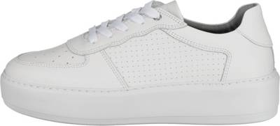Marc O'Polo, Sneakers Low, weiß