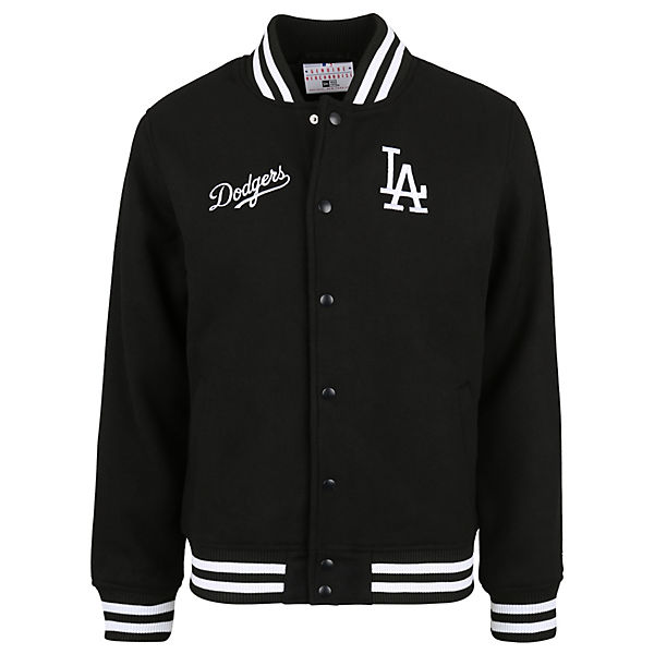 MLB Team App Los Angeles Dodgers Bomber Jacke Herren