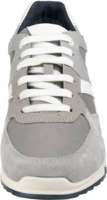 GEOX  Sneakers Low  dunkelgrau
