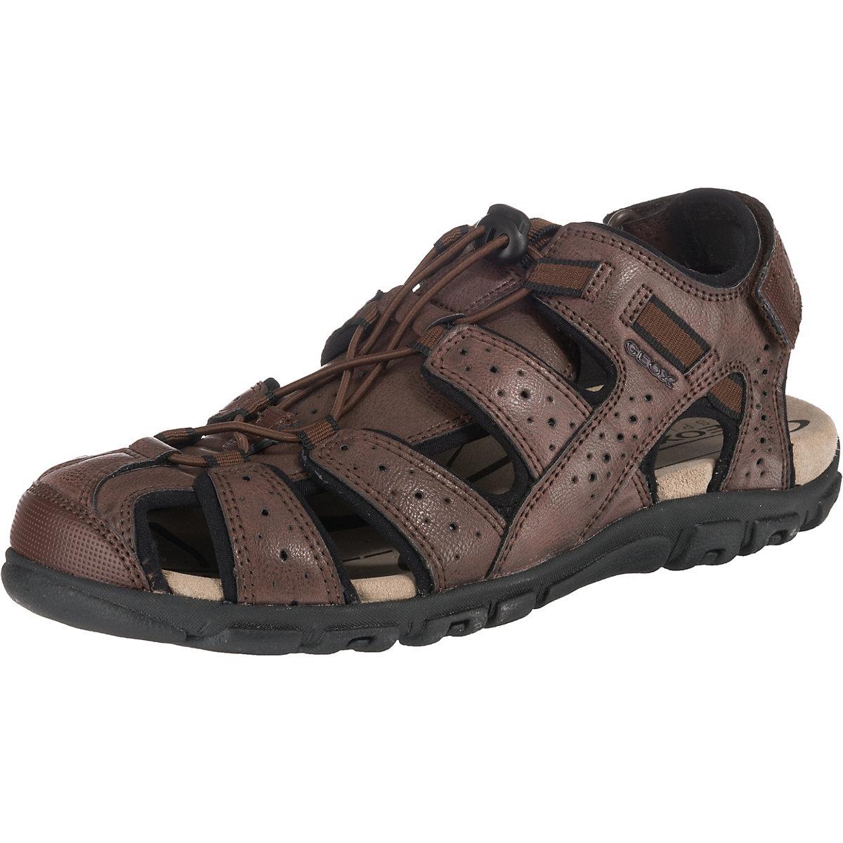 GEOX, Klassische Sandalen, braun