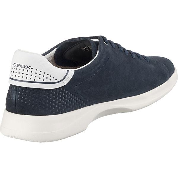 Geox Sneakers Geox Geox Blau Sneakers Blau Low Blau Low Sneakers Geox Low Sneakers EH9D2I
