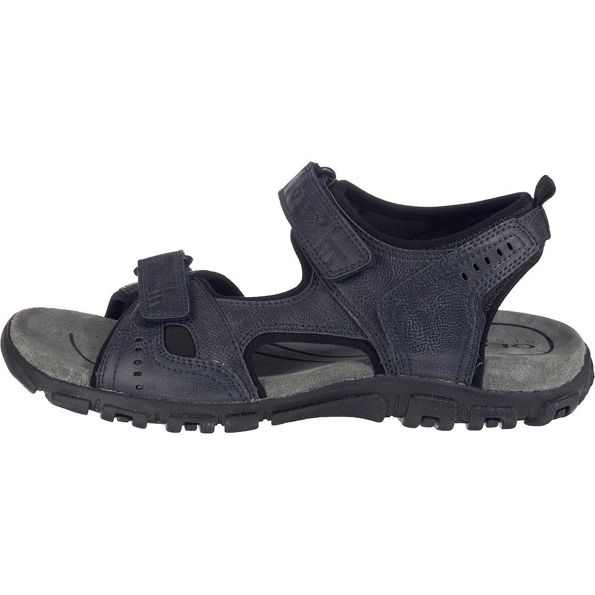 Geox, Komfort-sandalen, Blau