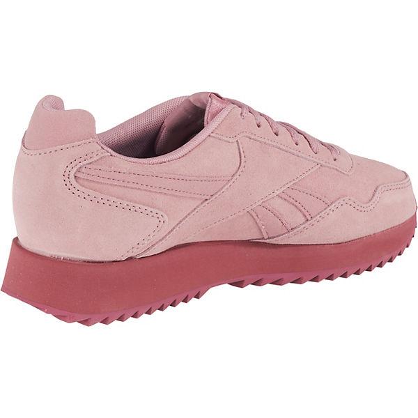 Rosa Sneakers Low Reebok Royal Glide SaxwvAqwgn