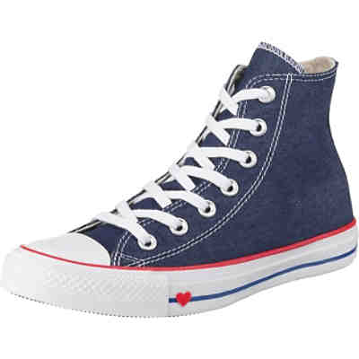 76929dee3e3116 CONVERSE Sneakers in blau günstig kaufen