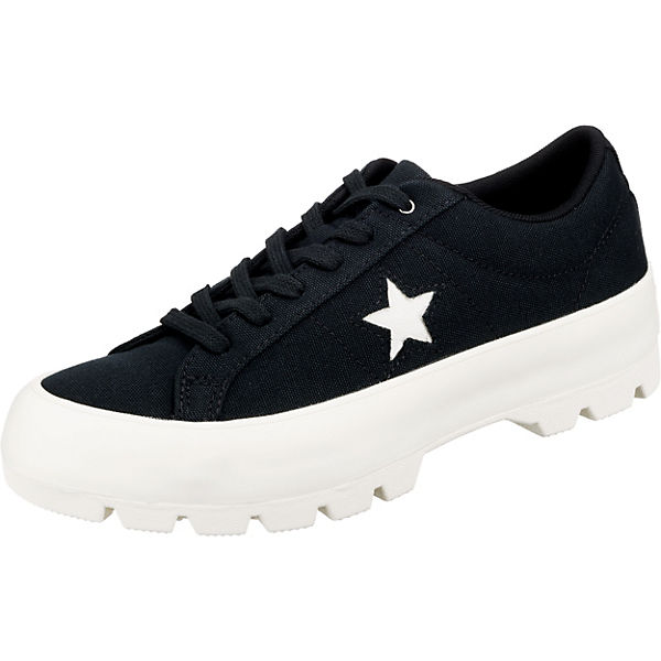 One Star Lugged Ox Sneakers Low