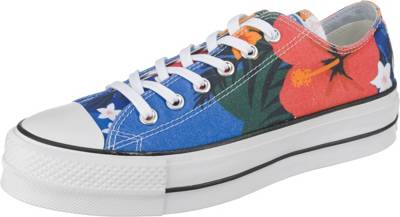 CONVERSE, Chuck Taylor All Star Lift Ox Sneakers High, bunt