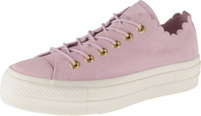 CONVERSE, Chuck Taylor All Star Lift Ox Sneakers Low, flieder