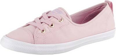 CONVERSE, Chuck Taylor All Star Ballet Lace Slip Sneakers Low, flieder