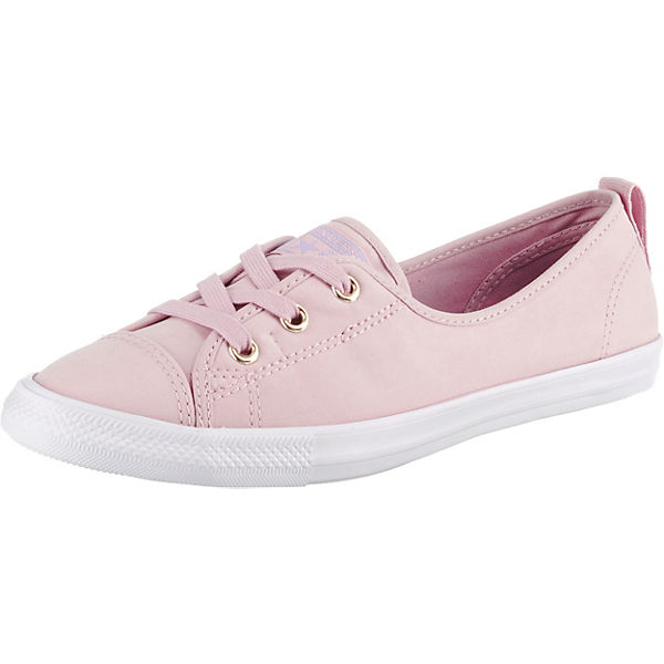 Chuck Taylor All Star Ballet Lace Slip Sneakers Low