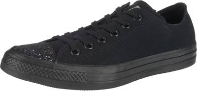 CONVERSE, Chuck Taylor All Star Ox Sneakers Low, schwarz