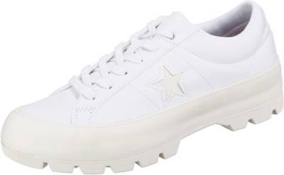 Star ConverseOne Sneakers Lugged LowWeiß Ox 5A3Rqc4jL