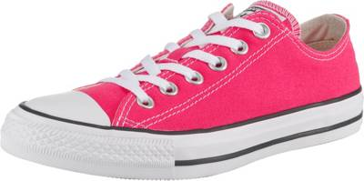CONVERSE, Chuck Taylor All Star Ox Sneakers Low, rot