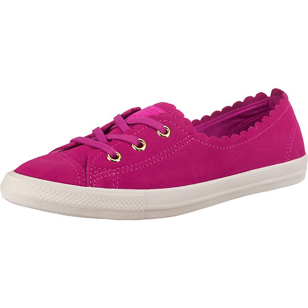 Chuck Taylor Ballet Lace Ox Sneakers Low