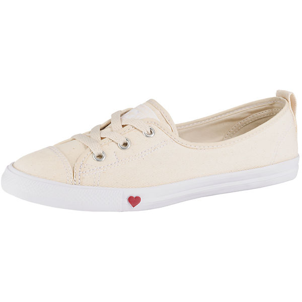454726682ac520 Chuck Taylor All Star Ballet Lace Slip Sneakers Low. CONVERSE