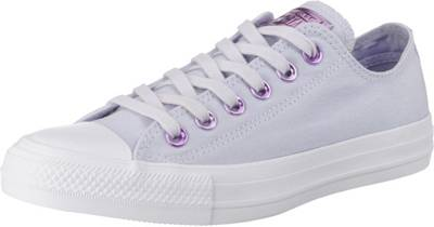 CONVERSE, Chuck Taylor All Star Ox Sneakers Low, flieder
