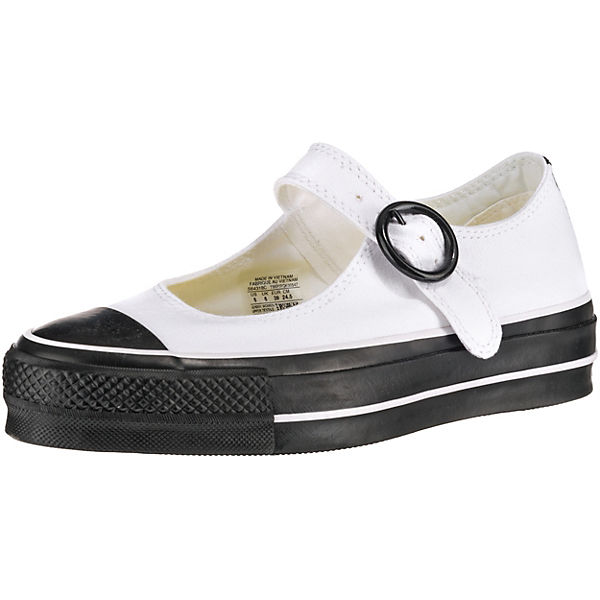 Chuck Taylor All Star Mary Jane Ox Riemchensandalen