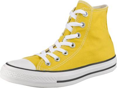 CONVERSE, Chuck Taylor All Star Sneakers High, gelb