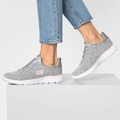 SKECHERS, SUMMITS QUICK GETAWAY Sneakers Low, grau