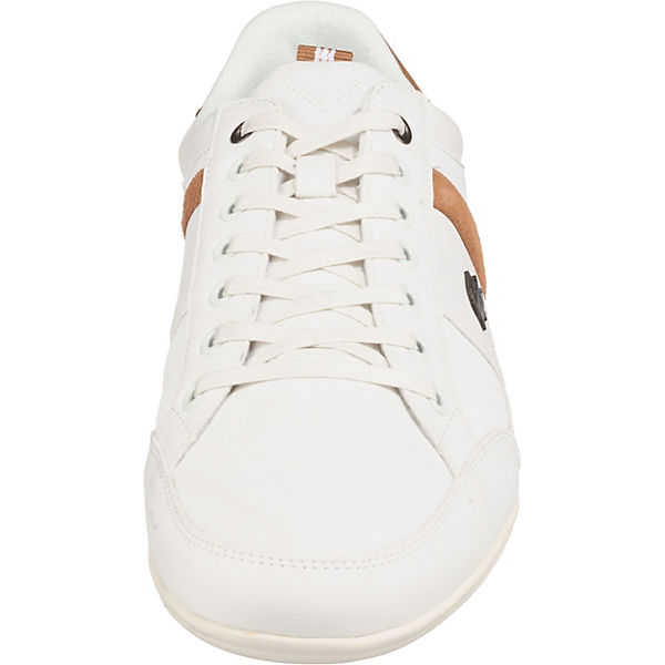 Low Chaymon Sneakers Lacoste Weiß Lacoste 34cjSA5RLq