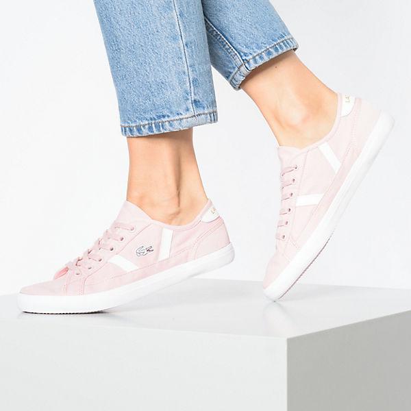 Sneakers Lacoste Low Sneakers Lacoste Sideline Low Rosa Sideline bf76gy