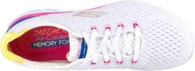 SKECHERS, FLEX APPEAL 3.0 FLASHY NITE Sneakers Low, weiß kHyl6