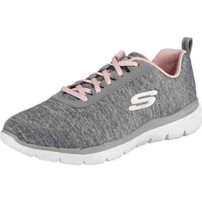 7910fffca2c6bb SKECHERS Schuhe für Damen in grau günstig kaufen