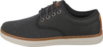 SKECHERS, HESTON SANTANO Sneakers Low, schwarz | mirapodo