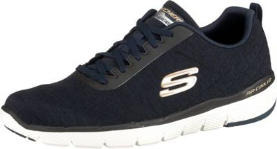 SKECHERS, Summits Sneakers Low, schwarz