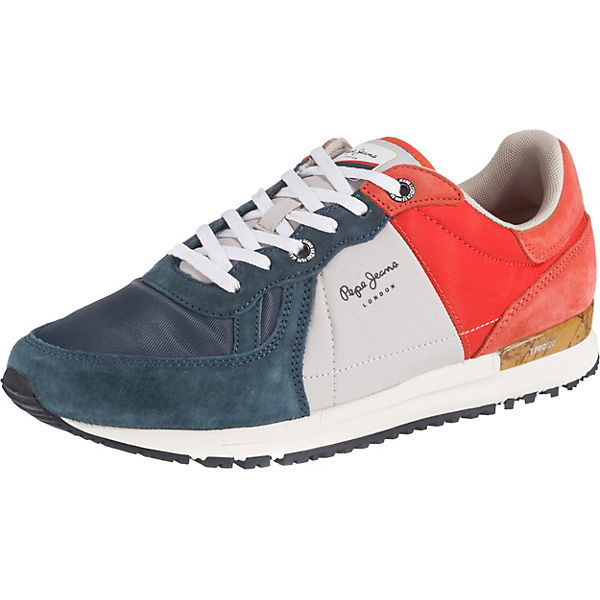 4ba6ef85ef8 TINKER PRO CAMP SUMMER Sneakers Low. Pepe Jeans