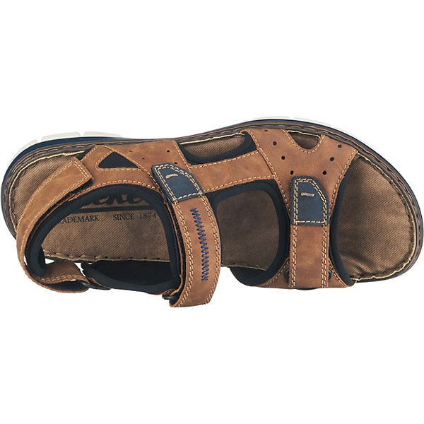 rieker  Klassische Sandalen  braun