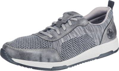 rieker, Sneakers Low, grau | mirapodo