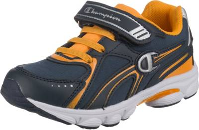 Champion, Sneakers Low New Blitz für Jungen, blauorange
