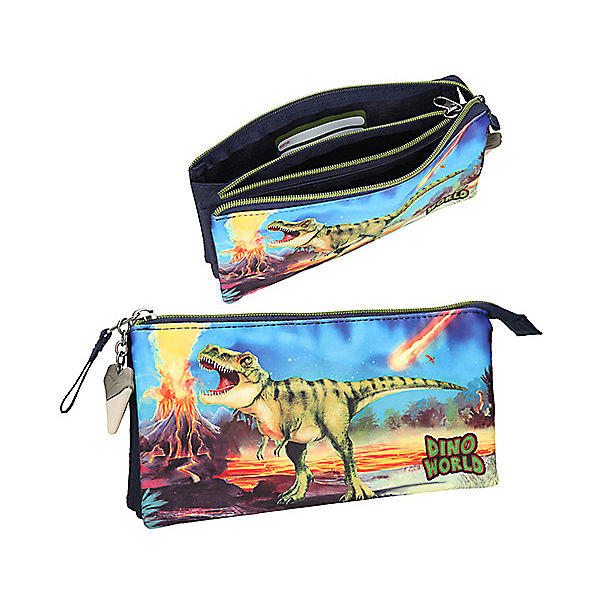 Dino World Schlampertasche