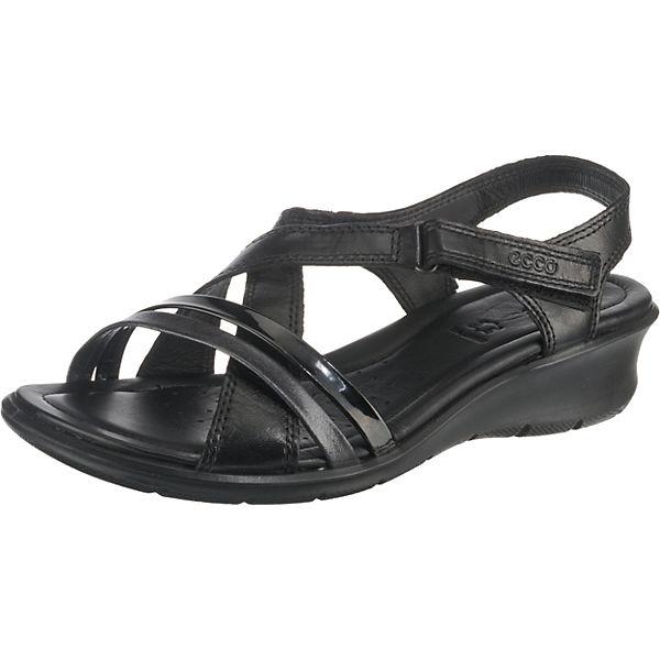 Erstaunlicher Preis ecco ECCO FELICIA SANDAL Klassische Sandaletten schwarz