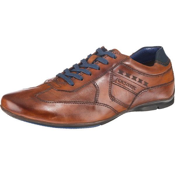 Beste Wahl DANIEL HECHTER Sneakers Low cognac