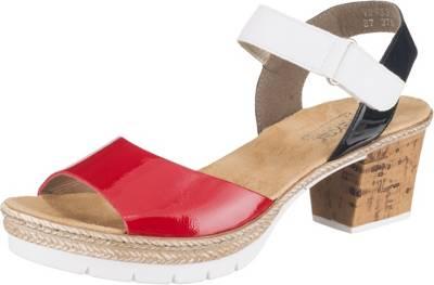 rieker sandalen fesselriemen