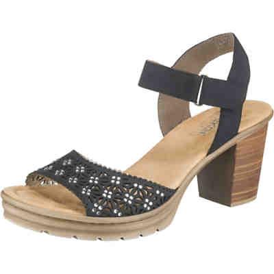 5d70efa1099311 Klassische Sandaletten Klassische Sandaletten 2. rieker Klassische  Sandaletten