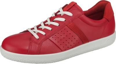 ecco Schuhe für Damen in rot günstig kaufen | mirapodo