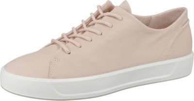 ecco, ECCO SOFT 8 WOMENS Sneakers Low, pink | mirapodo