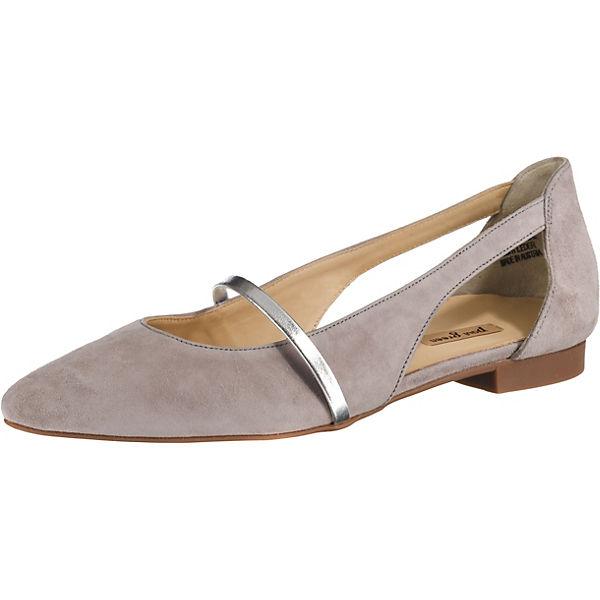 buy popular 5d7f5 6a235 Paul Green, Klassische Ballerinas, grau