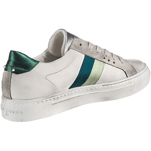 Low kombi Green Sneakers Weiß Paul srQxhdCt