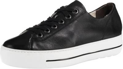 Paul Green, Sneakers Low, schwarz