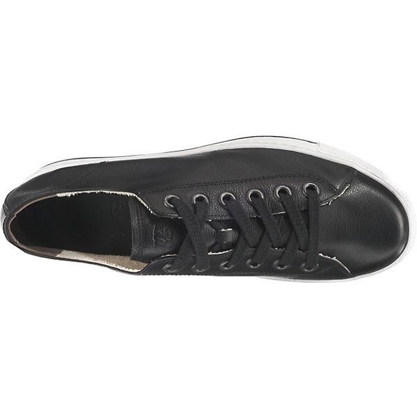 Schwarz Paul Sneakers Paul Green Low m80wOPyvNn